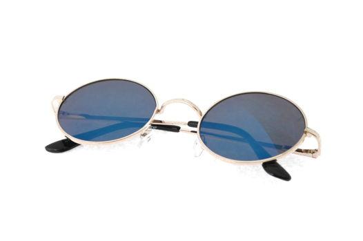 Круглые очки женские
