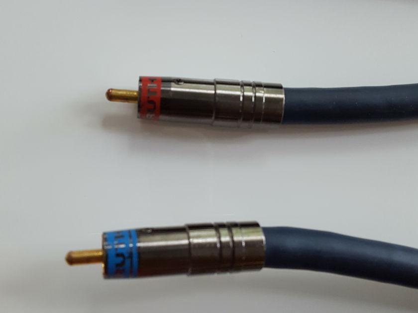 AudioTruth Lapis 1 meter and 0.5 meter