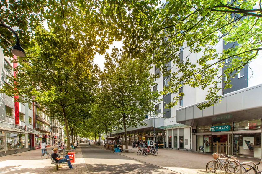 Hamburg - Hamburg - Altona - Shopping
