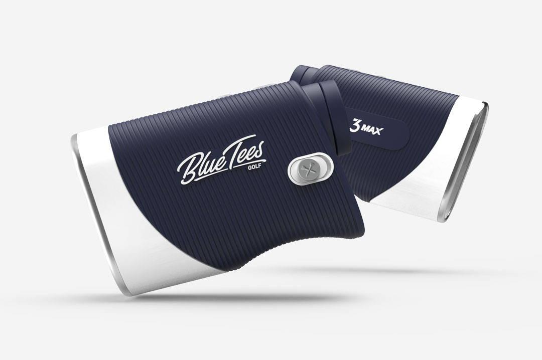 Blue Tees Golf Series 3 Max Laser Rangefinder modern design