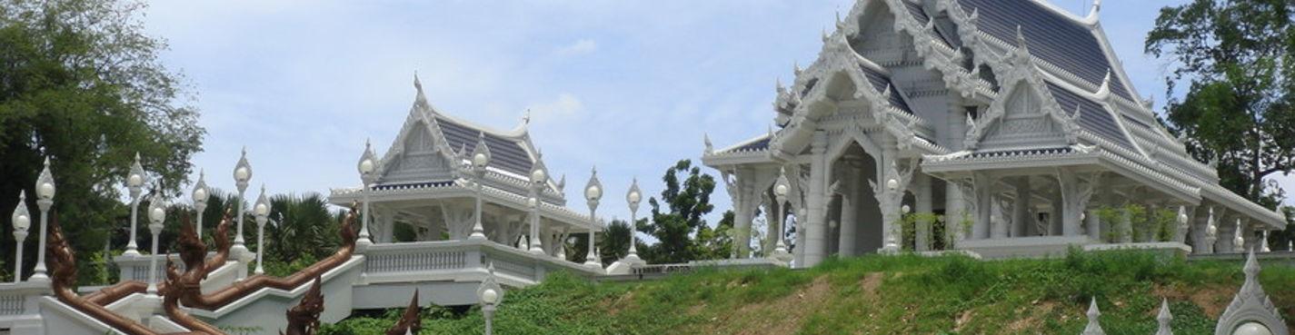 Знакомство с жизнью тайского города