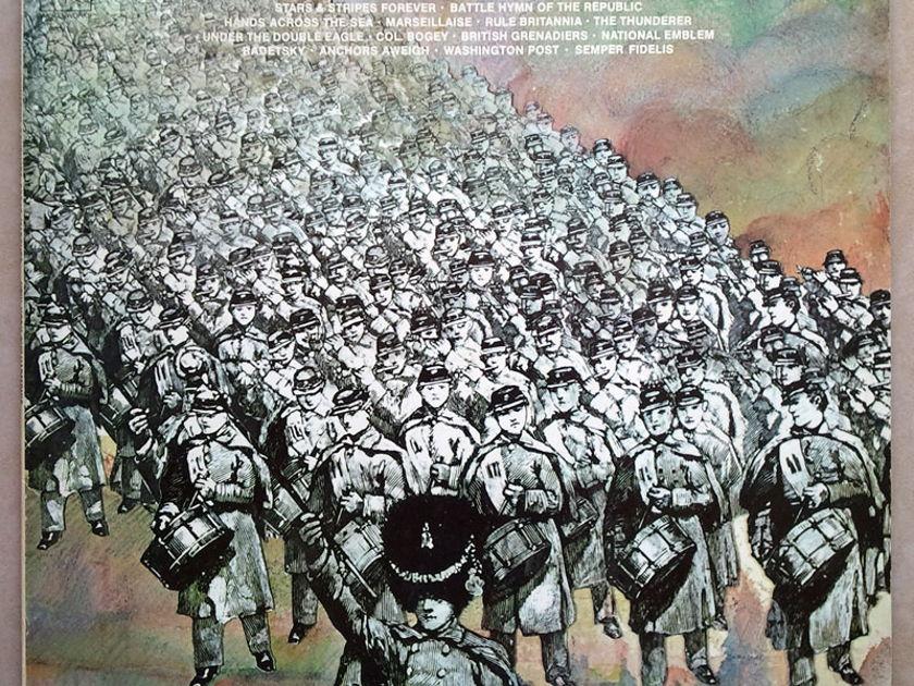 Columbia/Leonard Bernstein conducts - Great Marches / EX