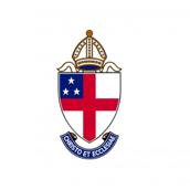 Nga Tawa Diocesan School logo