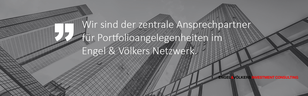 Frankfurt - Engel & Völkers Investment Consulting
