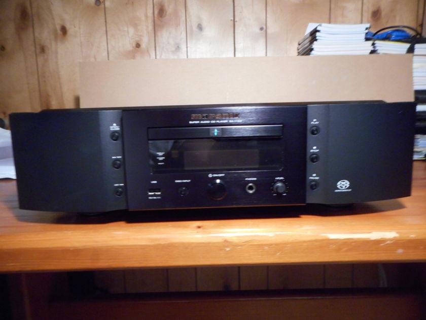 Marantz  SA-11S3 :  Reference Series - SACD/CD Player