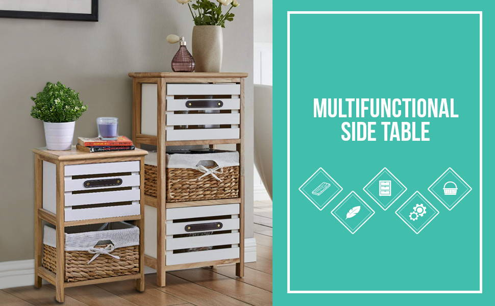 Multifunctional Side-Table