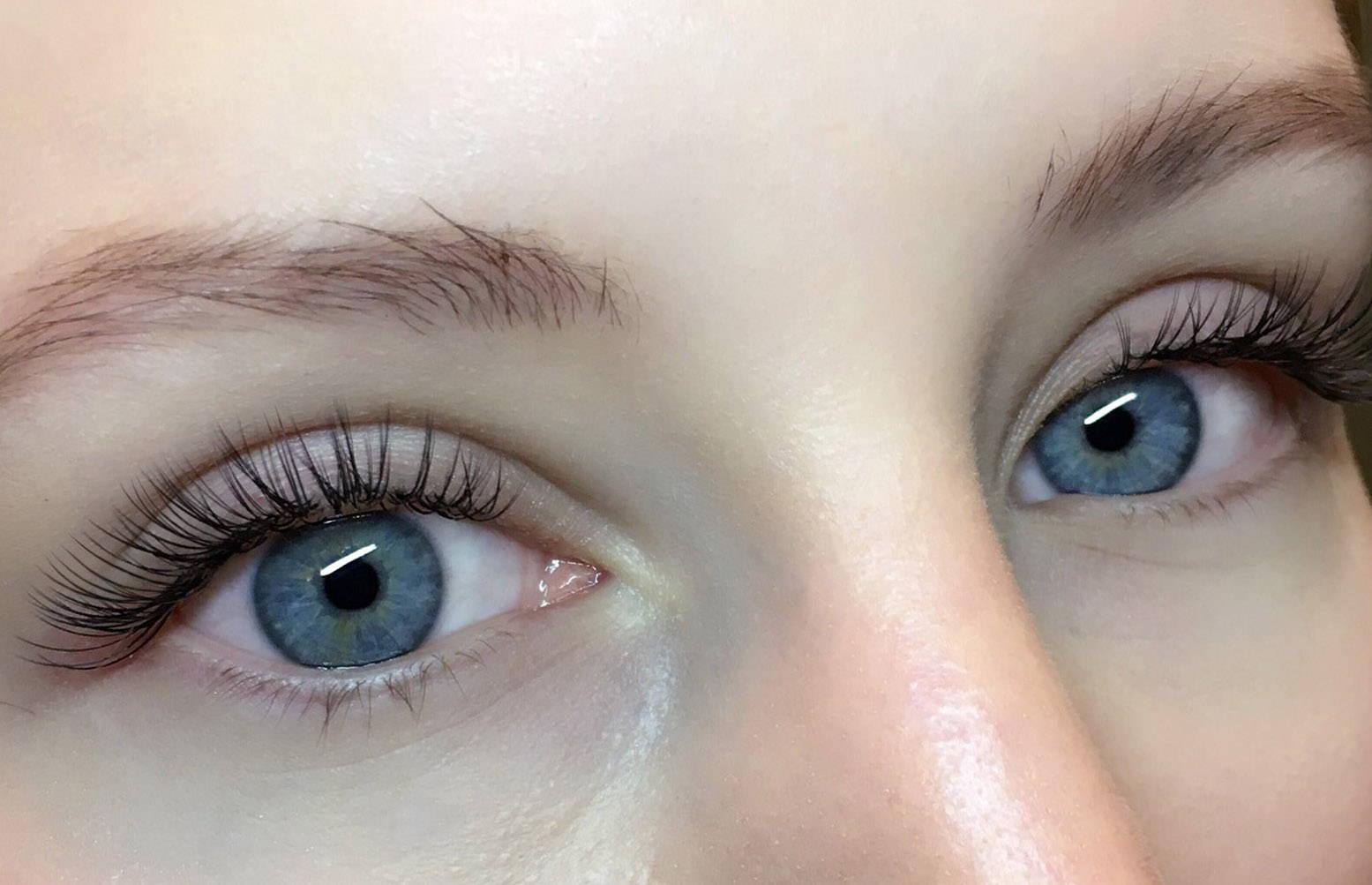 eyelash extension trainin