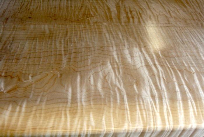 Timbernation:   New Model Tiger  Maple