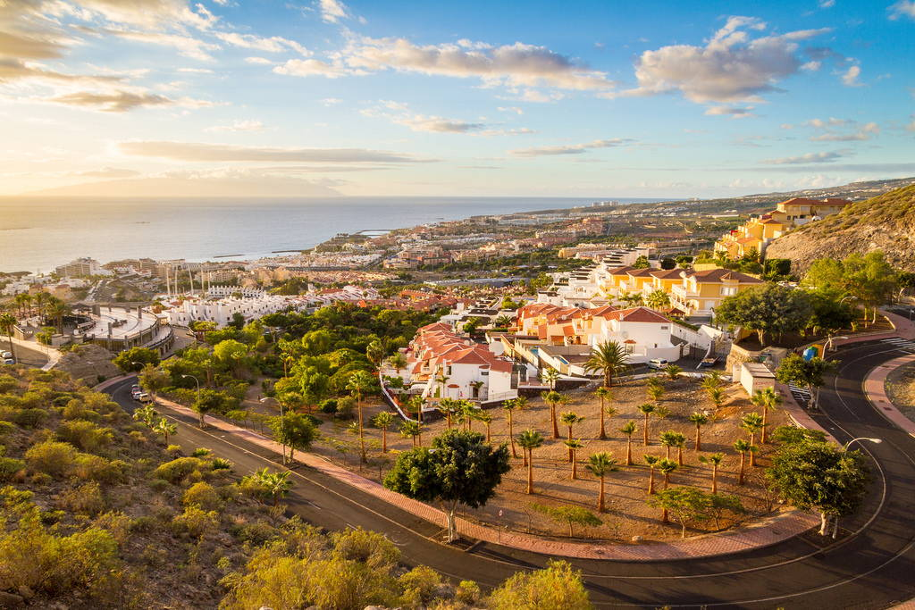 Tenerife, rest and relax travel destination