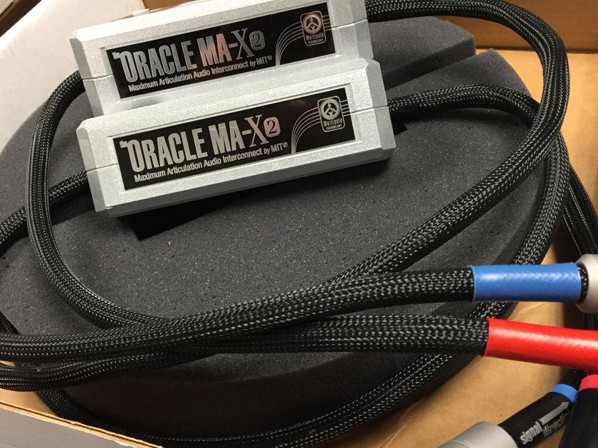 MIT Oracle MA-X2 Proline 2 meter pair, XLR