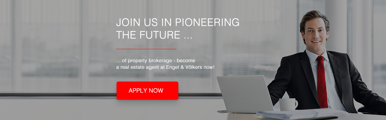 Hamburg - Become a real estate consultant at one of Engel & Völkers' Germany locations