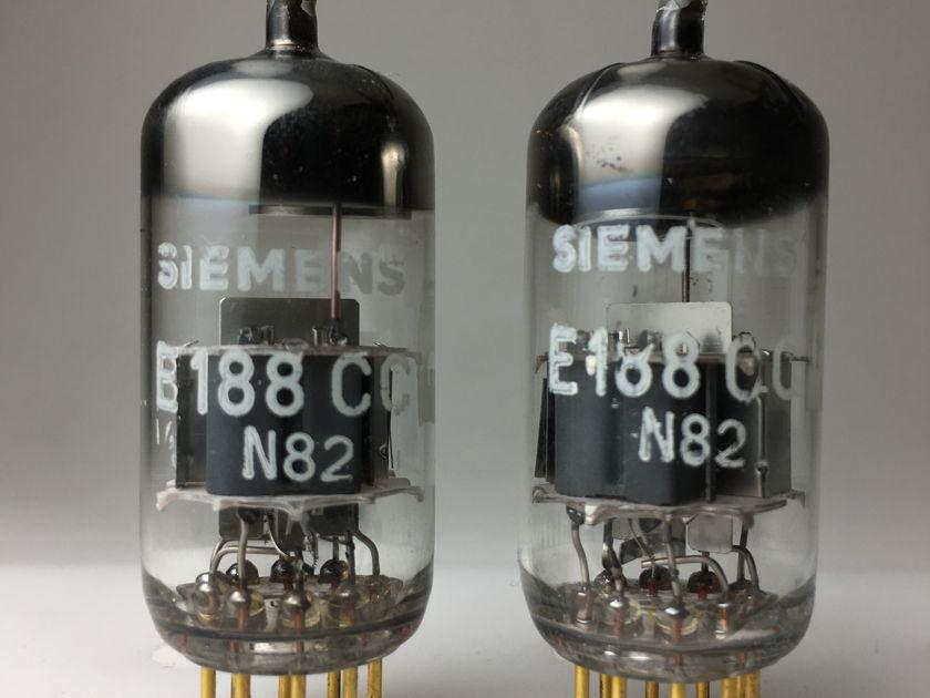 Siemens  E188CC 7308  Amplitrex tested: NOS Premium Gold Pin 6922