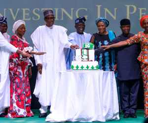 Buhari Visits Lagos