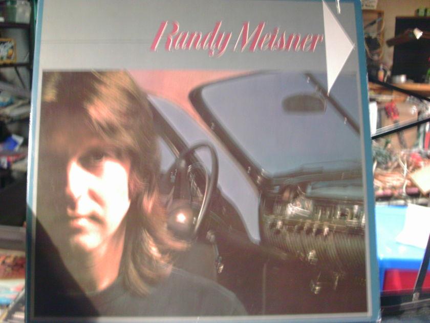 RANDY MEISNER - 2 LPS FOR 1 SHIP PRICE