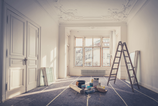 Trento - Why renovating your home is best done in spring