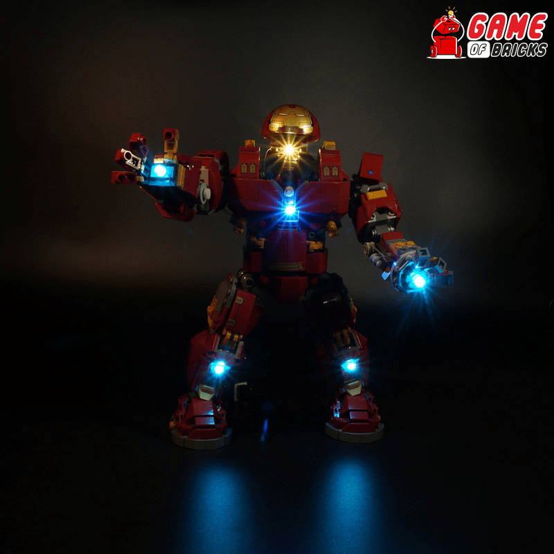 lego night light for THE HULKBUSTER- ULTRON EDITION 76105