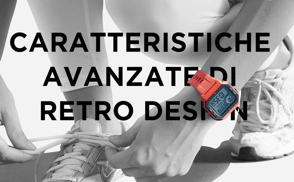 Amazfit Neo - Caratteristiche Avanzate Di Retro Design