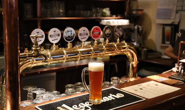 Пивовары Праги