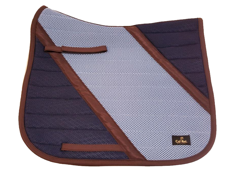 Dressage Saddle Pads Tricolor