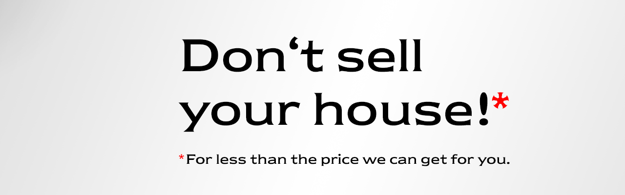 Real estate in Rome - Don't sell your house for less the price we can get for you