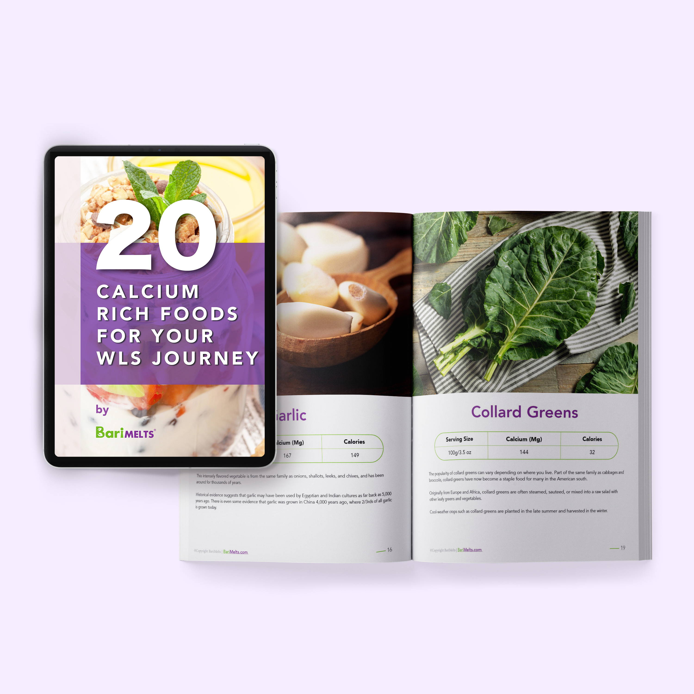 Calcium food guide