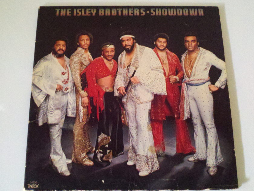 ISLEY BROTHERS - SHOWDOWN