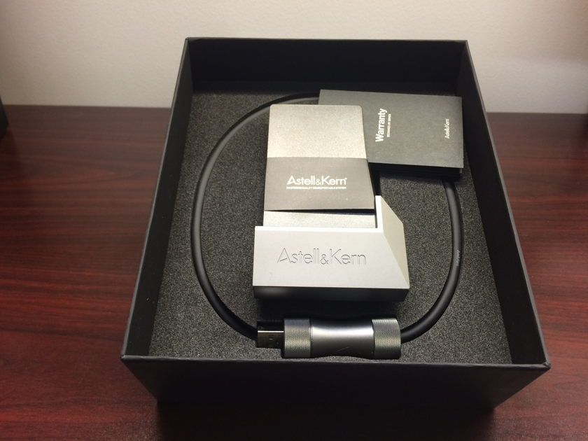 Astell & Kern AK240 Fully Loaded w/ Accessories