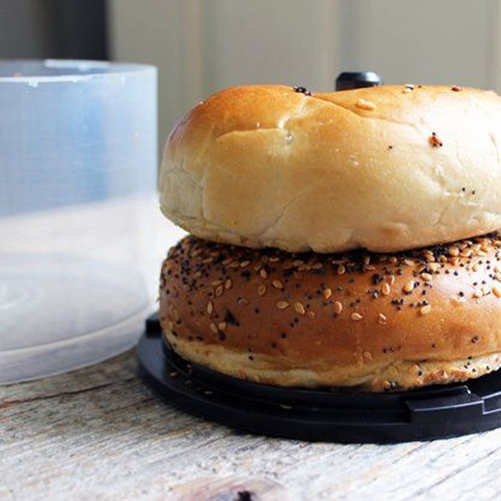 CD Bagel Container