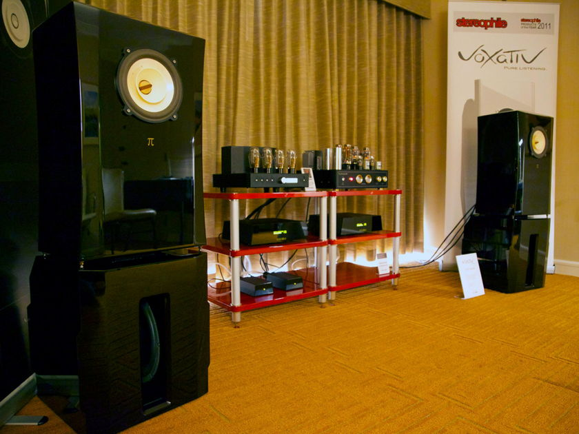 Voxativ 9.87 System - Best Sound at the RMAF and Best Sound in Newport Beach