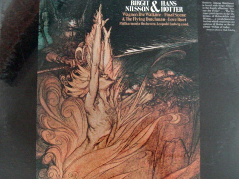 ★Sealed★ EMI SERAPHIM /  - NILSSON-HOTTER, Wagner Die Walkure!