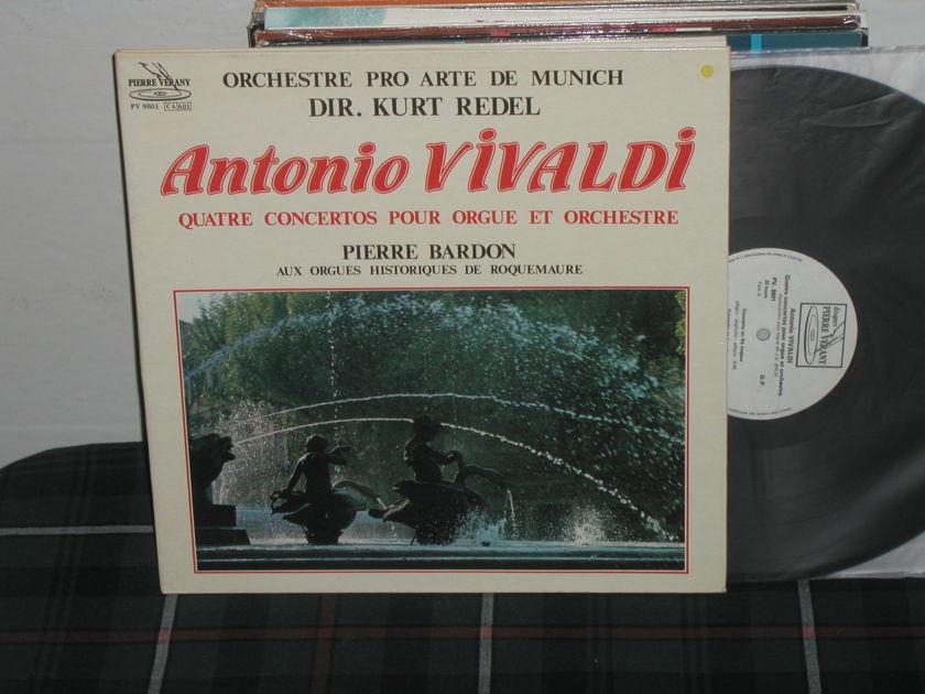 Redel/PAdM - Vivaldi Pierre Verany LP france
