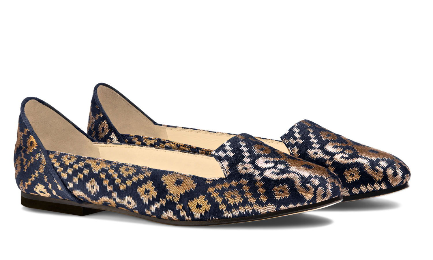 Bote A Mano Ballet Flats Shoes Uk Made in Itlay
