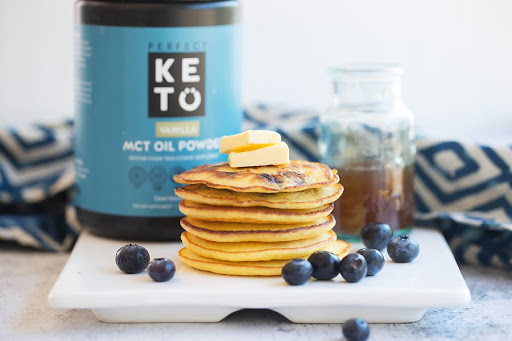 Keto Pancakes and Waffles