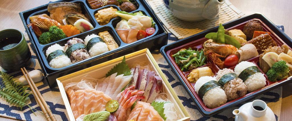 欣葉日本料理健康店外賣部