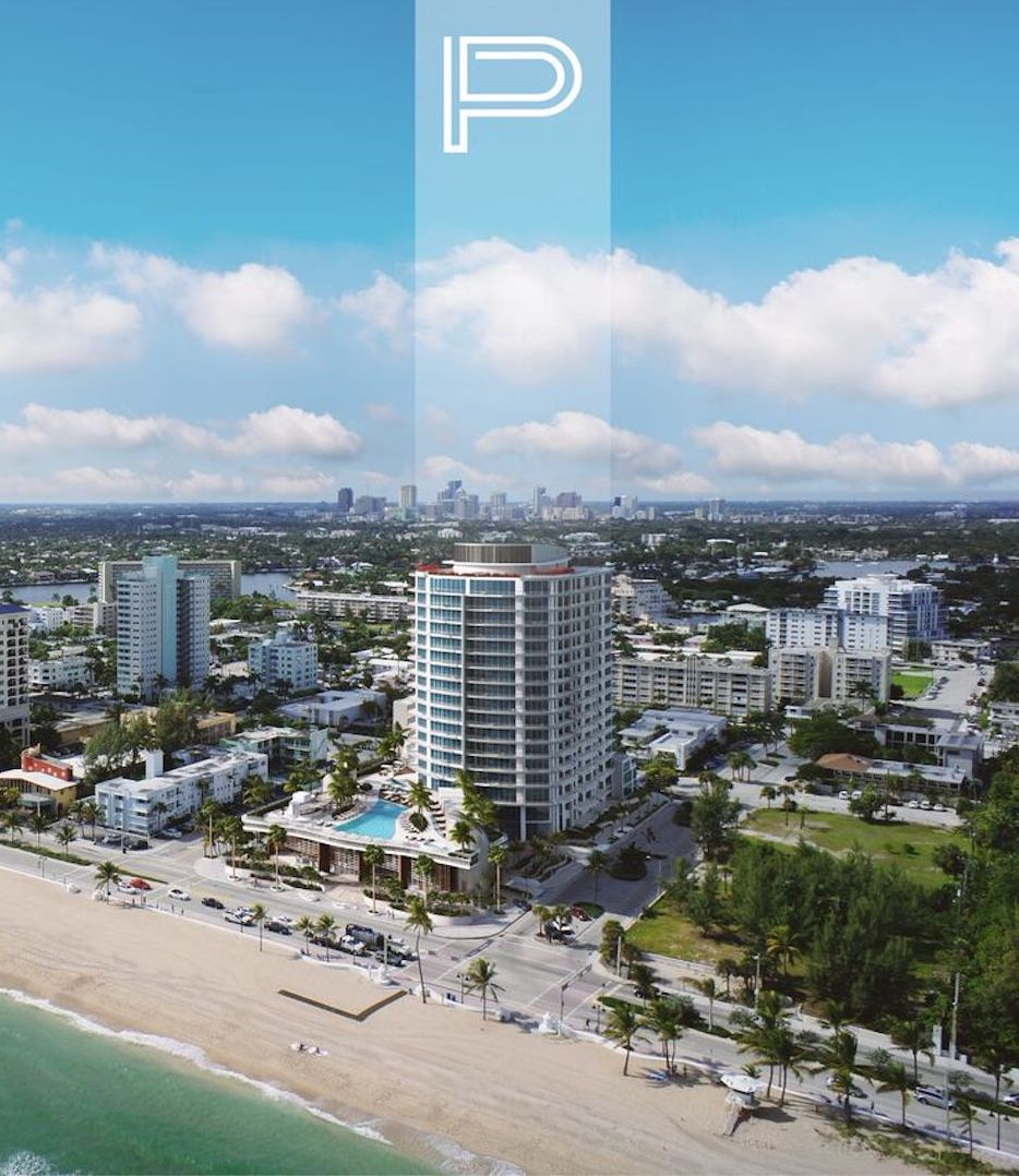 skyview image of Paramount Fort Lauderdale