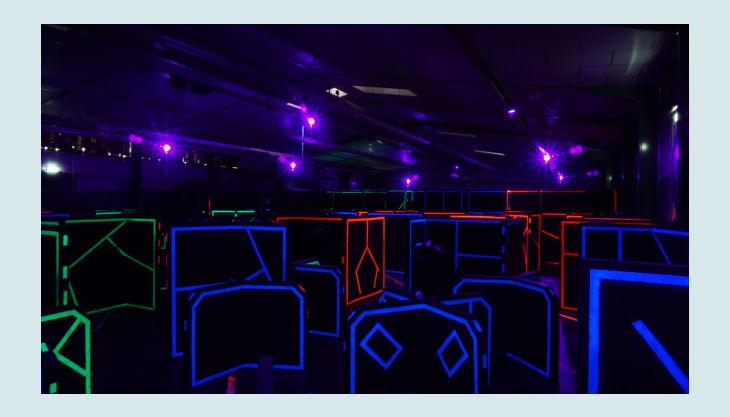bg lasertag erlebnis gmbh köln arena untere ebene