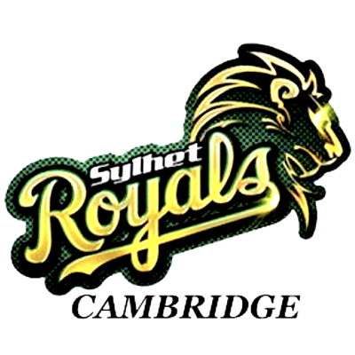 Sylhet Royals Cambridge Logo