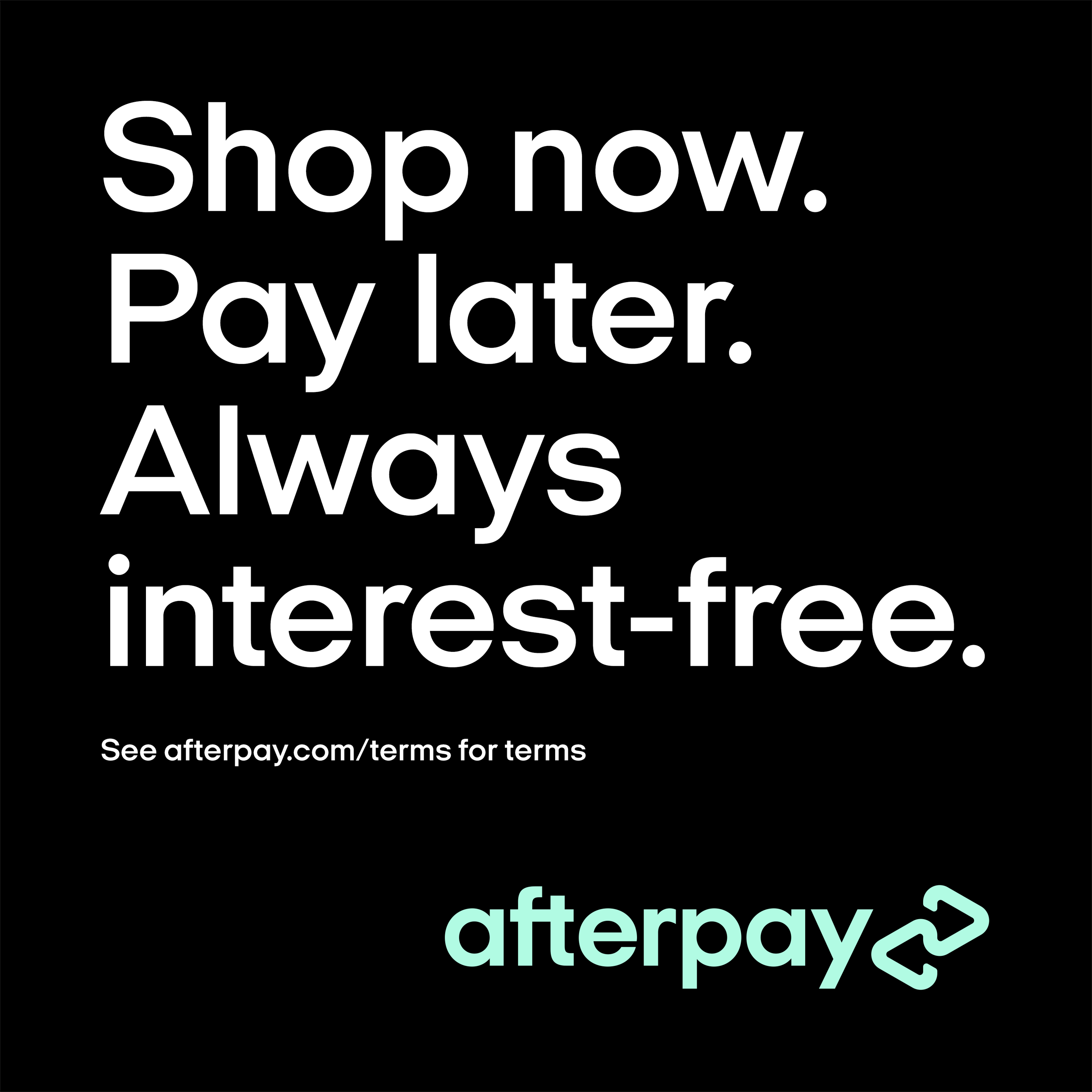 Afterpay in