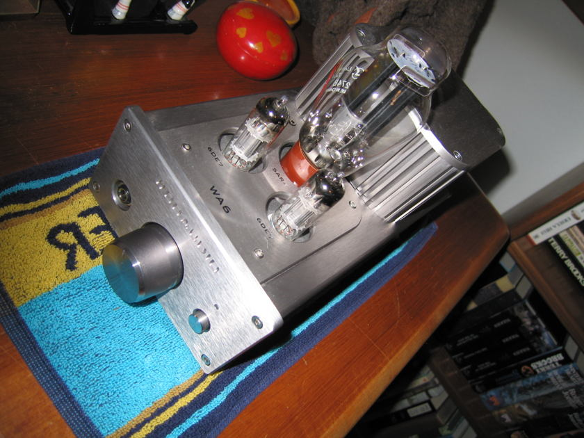 Woo Audio hand-wired tube headphone amplifier WA 6 Excellent shape!!!
