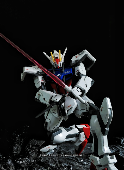 Toy photography - Gundam