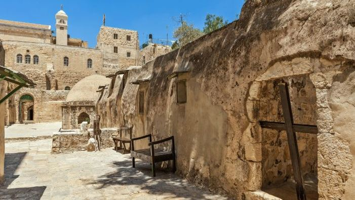 Experience Israel's rich history