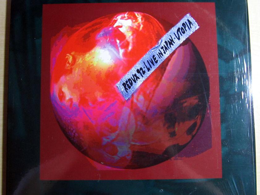 UTOPIA / Todd Rundgren - REDUX '92 - LIVE IN JAPAN  - LD Laser Disc BMG VIDEO 72333-80052-6