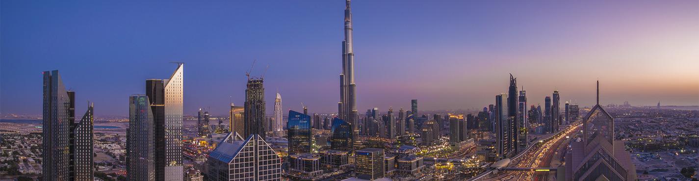 Обзорная экскурсия по Дубаю с посещением Бурдж Халифа