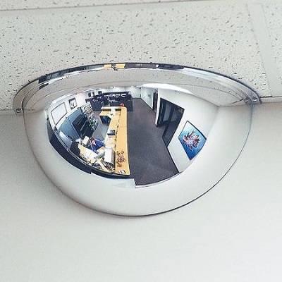 miroir en dôme 180 degrés