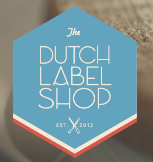 The Dutch Label Shop