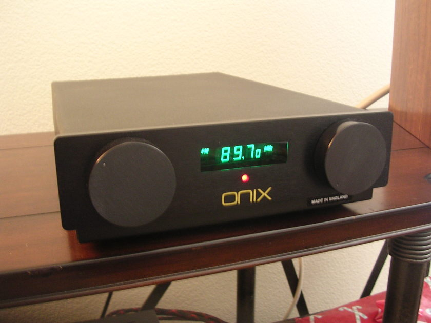 Onix  BWD1 FM tuner w/ SOAP2 power supply