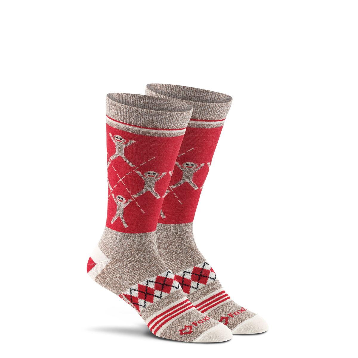 Sock Monkey – Fox River® Socks