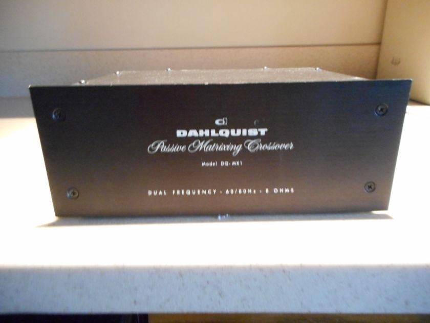 Dahlquist DQ-MX1 Passive Crossover