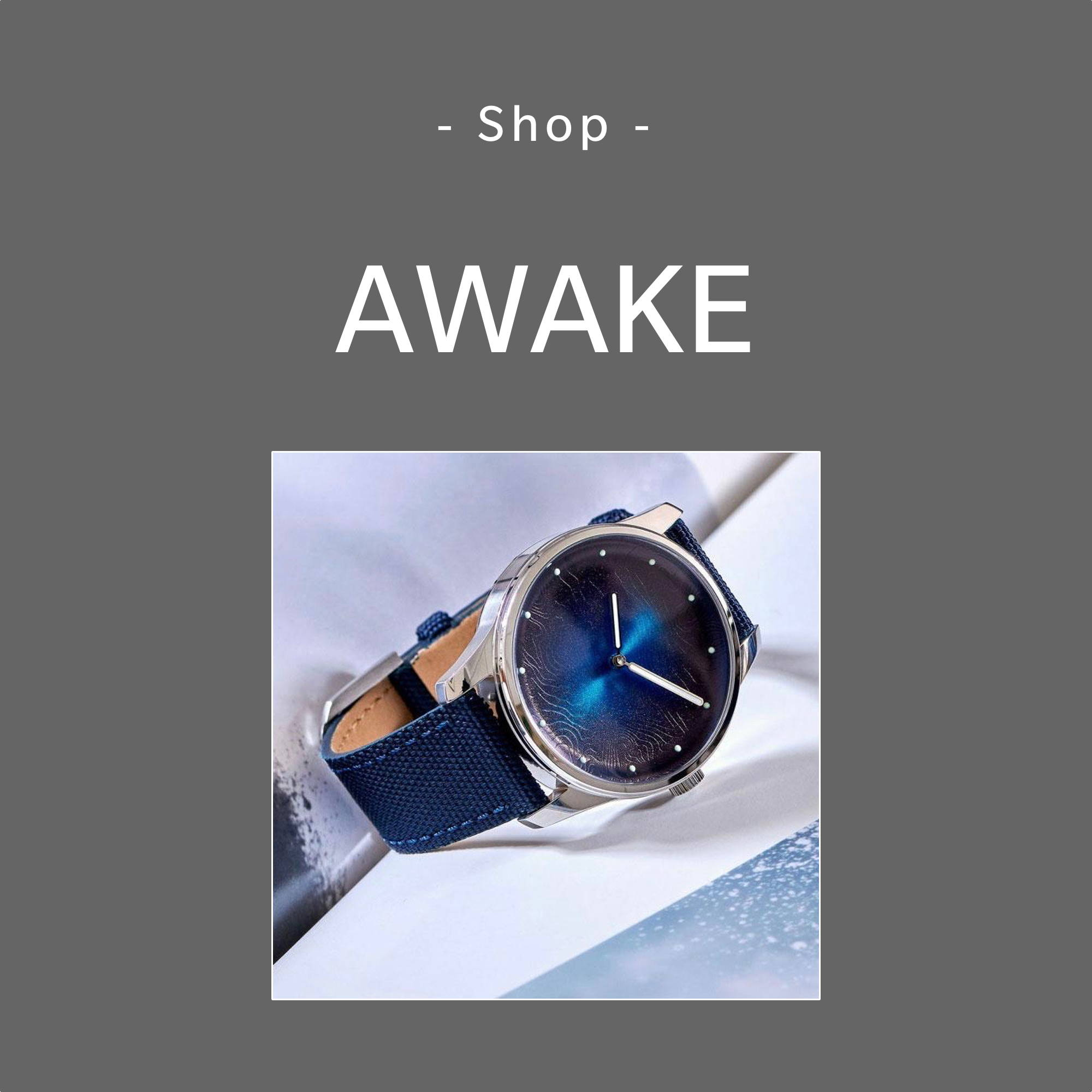 Awake Brand Page