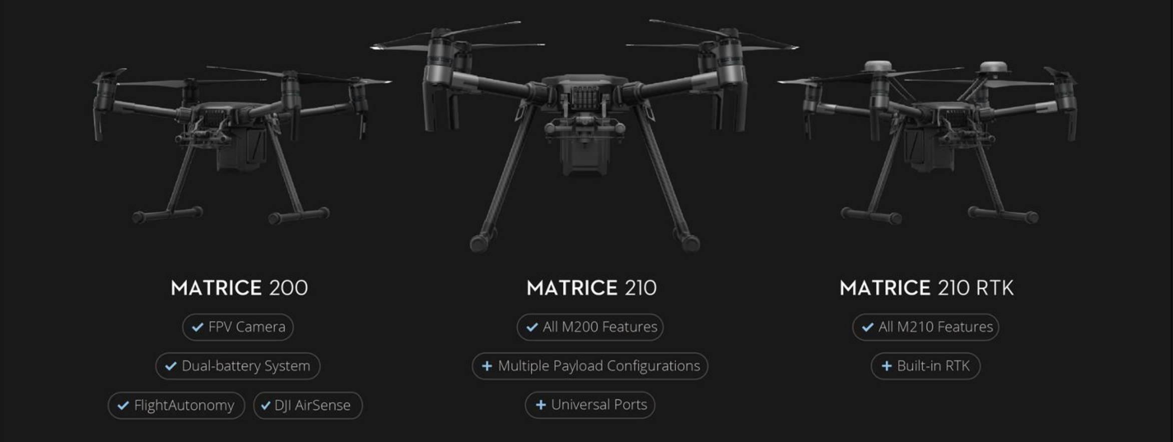 DJI Matrice 200 Series 4